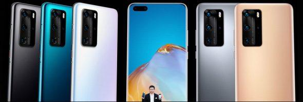Lucruri noi despre Huawei P40