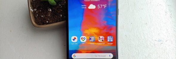 LG V40 ThinkQ- review